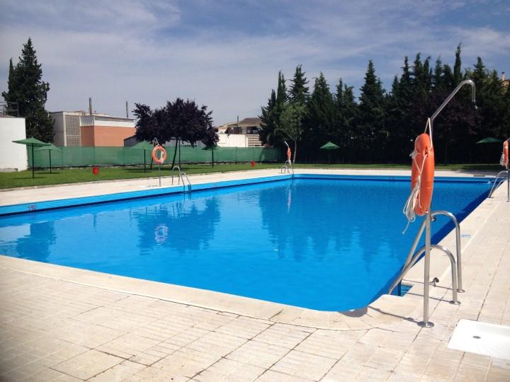 Jueves d a 20 de julio actividades con colchonetas en la for Colchonetas de piscina